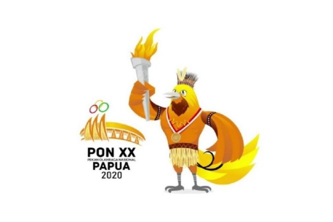 Logopit 1564676343188 - Logo dan Maskot PON 2020 Resmi Diluncurkan
